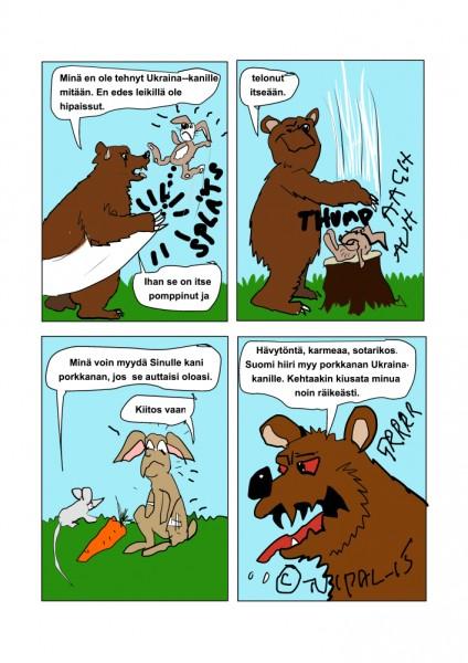 karhu ja kani