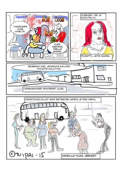 linja-autoa 2